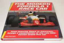 MODERN FORMULA 1 RACE CAR : THE  ( Macknight 1993)